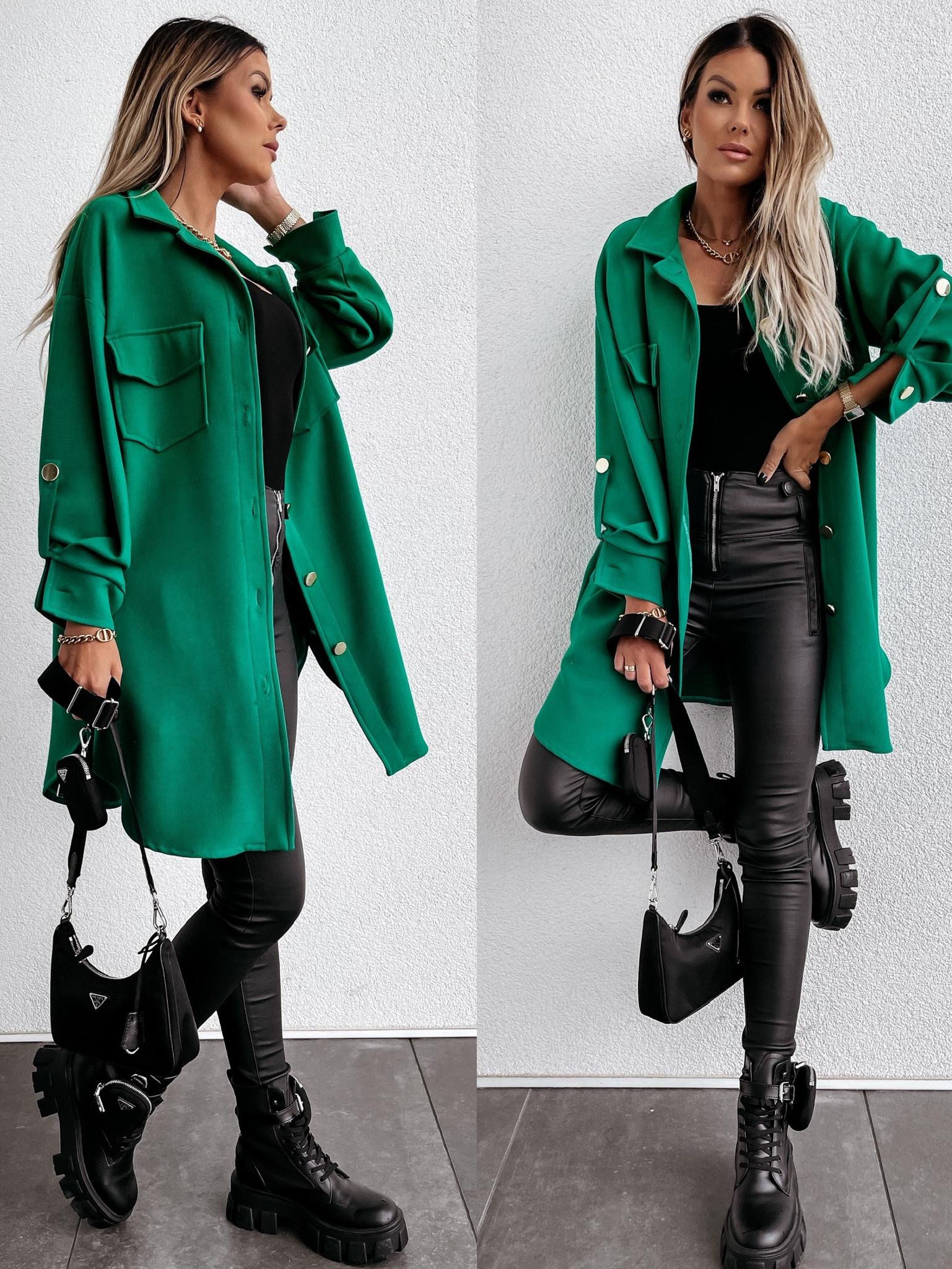 Jacket Lady green
