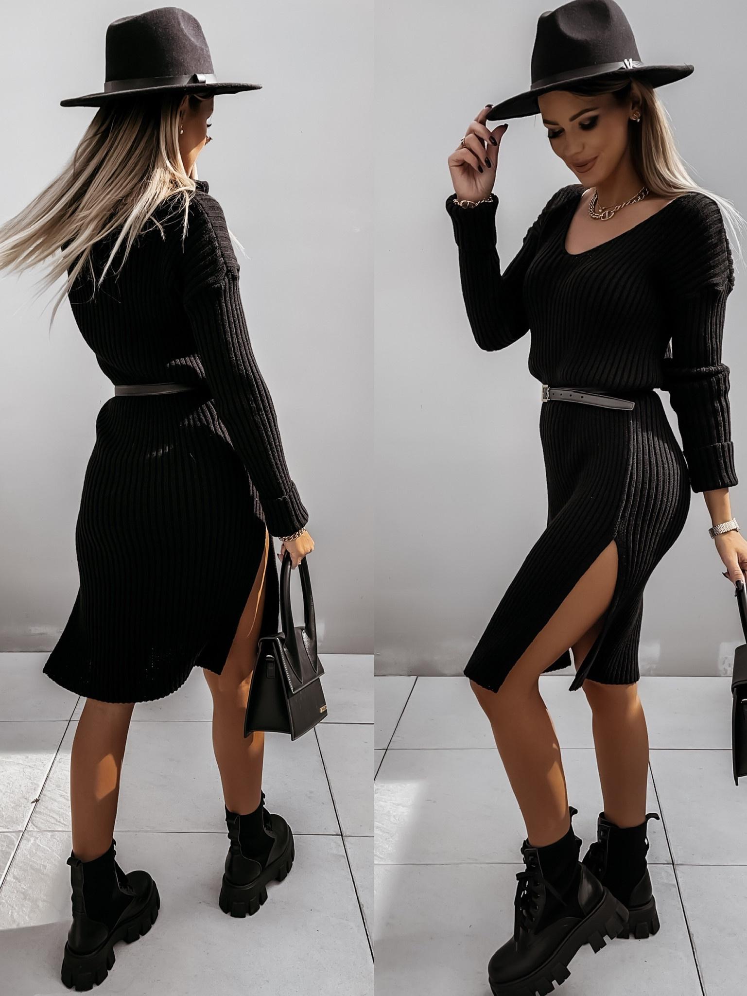 Sukienka Moments V black